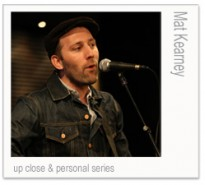 Live with Mat Kearney